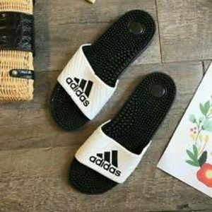 {Adidas} Voloossage Lightweight Slides Sandals